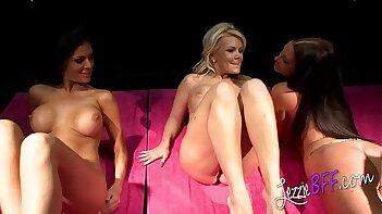 Lezzie BFF - Big Boobs Bimbos Lesbian Sex Trip